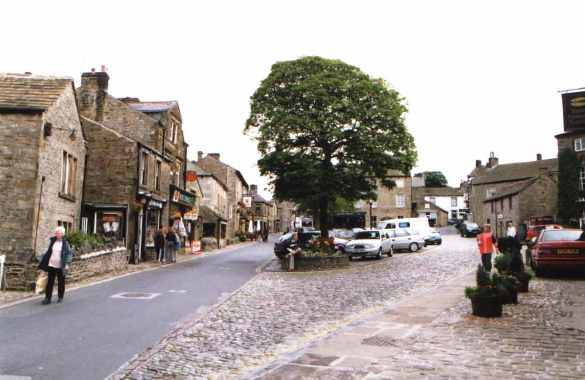 Grassington   8 July 00.jpg (35187 bytes)
